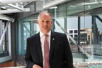 """Dirk Van den Bosch nieuwe topman van DP World Antwerp: """"Zijn Antwerps zal in elk geval beter zijn"""""""