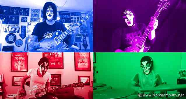 CHARLIE BENANTE And JOHN 5 Team Up For Quarantine Cover Of KISS's 'Mr. Speed' (Video)