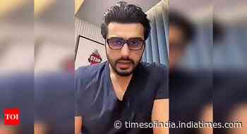 Arjun urges all to reduce use of plastic