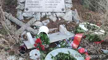 Eccidio di Prosecco, devastato il monumento - Il Piccolo