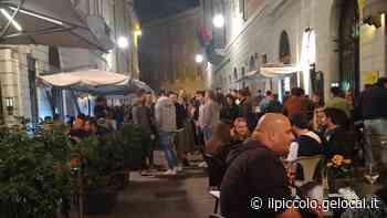 Movida violenta a Trieste, ok al piano: steward tra i tavoli ma niente varchi - Il Piccolo