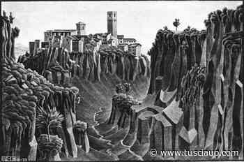 Escher, riapertura della mostra a Trieste dell'artista che amava l'alta Tuscia - TusciaUp
