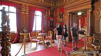 Trieste, i primi 150 visitatori con la mascherina risvegliano il castello Miramare - Il Piccolo