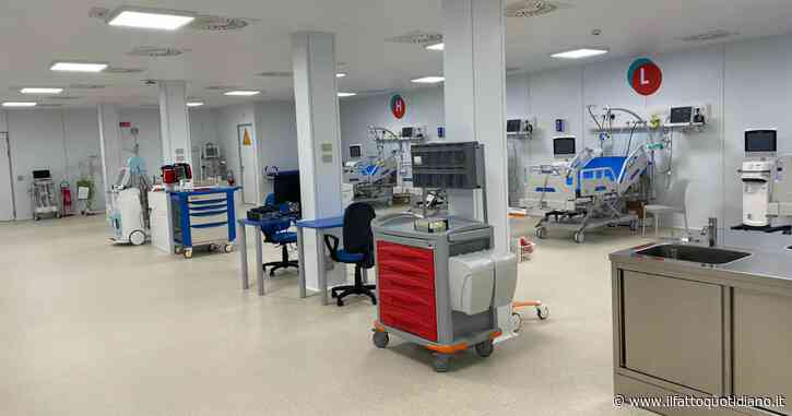 Covid Hospital delle Marche chiude (ma non sarà smantellato): costato 12 milioni, solo 9 giorni di servizio e appena 3 pazienti ricoverati