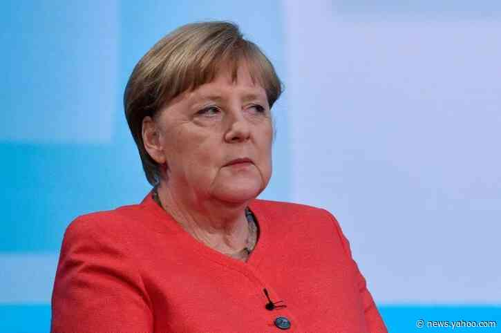 Merkel says 'absolutely not' planning 5th term