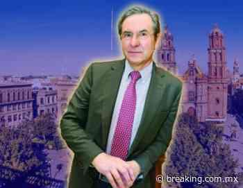 Esteban Moctezuma quiere lanzarse para gobernador de San Luis Potosí - BREAKING