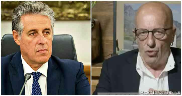 """Nino Di Matteo, il magistrato querela Sallusti per diffamazione. Lo definì """"mitomane"""" in tv"""