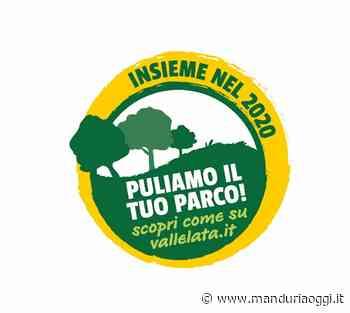 """Vallelata e Legambiente lanciano la campagna """"Puliamo il tuo parco!"""": per la provincia di Taranto, in gara il parco della Salina dei Monaci - ManduriaOggi"""
