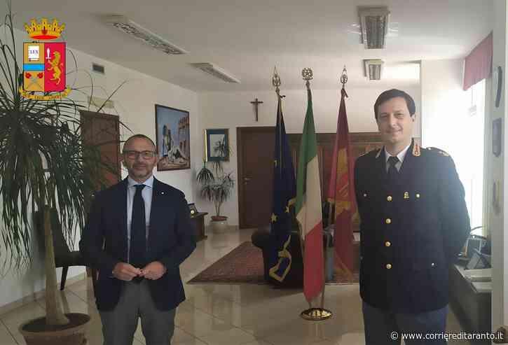 Nuovo dirigente al commissariato di Manduria - Corriere di Taranto