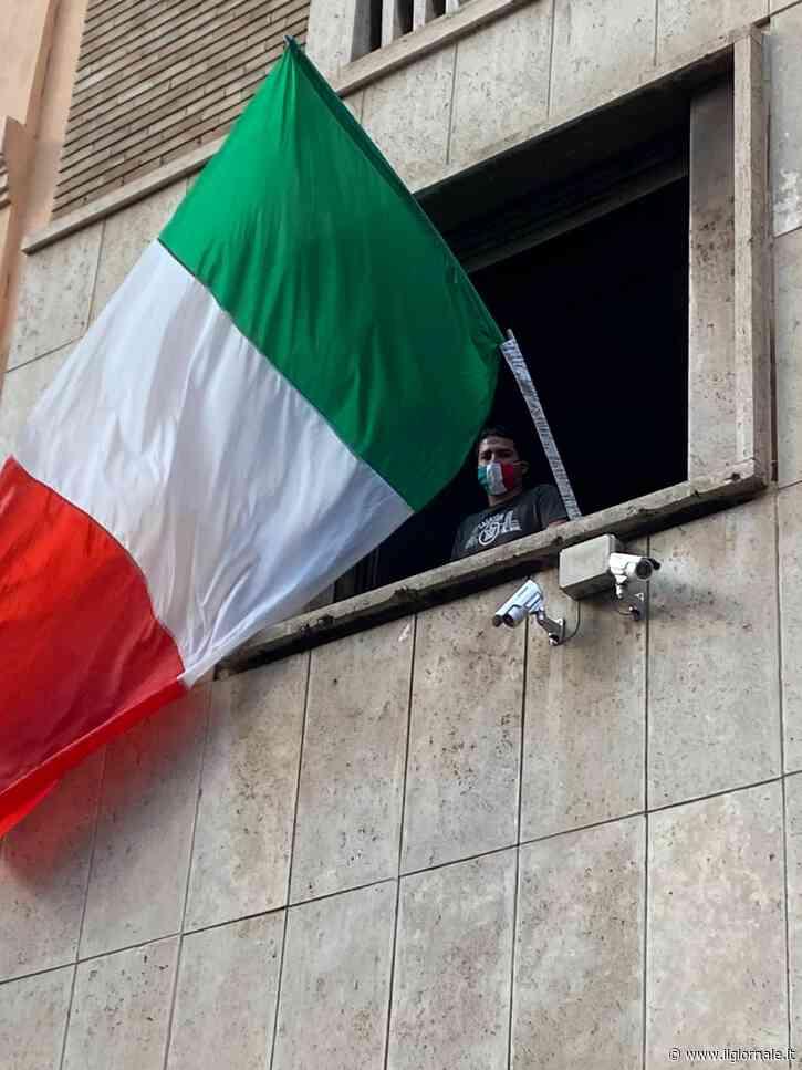 """Casapound non teme lo sgombero, Di Stefano: """"Noi pronti a restare"""""""