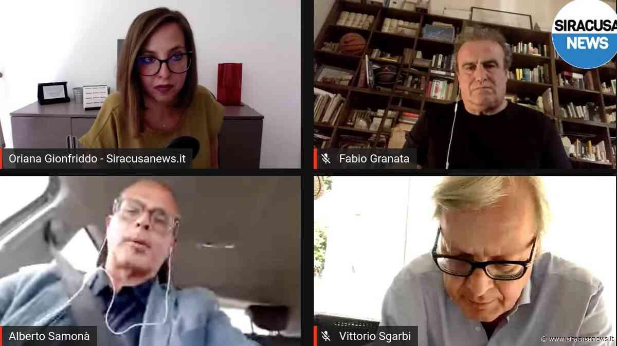 Trasferimento del Caravaggio: c'è l'accordo tra Sgarbi, Granata e Samonà. Il critico sarà ospite a Siracusa - Siracusa News