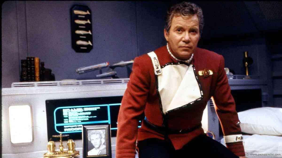 Star Trek: William Shatner would play Captain Kirk again with the right script - GamesRadar+