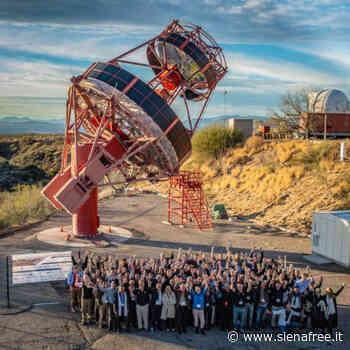 L'Università di Siena nel consorzio internazionale che lavora con il più grande telescopio Schwarzschild-Couder - SienaFree.it