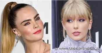 Taylor Swift schwärmt von Cara Delevingne - klatsch-tratsch.de