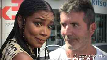 Gabrielle Union Accuses NBC Universal, Simon Cowell of Discrimination