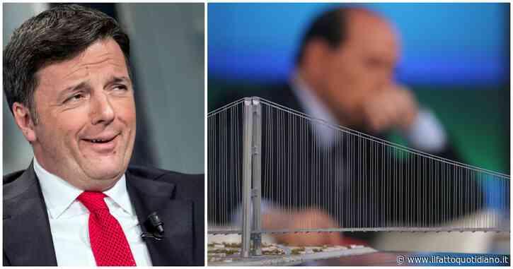 """Ponte sullo Stretto, dopo la sparata Renzi tutta la politica torna (ancora) a parlarne. Da Forza Italia mozione alla Camera. Il viceministro Cancelleri: """"Tassello di un quadro importante"""". M5s: """"Opera non utile"""""""