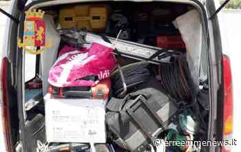 Casoria, sorpreso a vendere al mercato materiale rubato a una ditta edile: 55enne nei guai - ErreEmme News