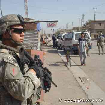 What The Iraq War Can Teach Us About Better Policing