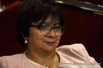 Alcaldesa de La Pintana Claudia Pizarro se encuentra en cuarentena preventiva por Covid-19 - El Desconcierto