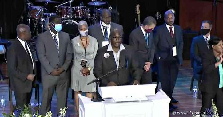 George Floyd, a Minneapolis la prima cerimonia funebre per ricordare l'afroamericano ucciso dalla polizia. Segui la diretta