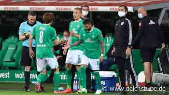 Nach Verletzungs-Schreck für Werder auf Schalke: So steht um Leo Bittencourt und Milot Rashica - deichstube.de