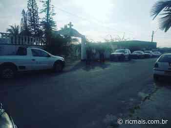 Sepultura é violada durante a madrugada no Cemitério Municipal de Matinhos - RIC Mais