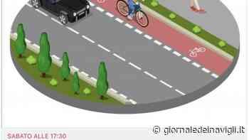 Una biciclettata a Corsico per chiedere più piste ciclabili sul territorio - Giornale dei Navigli