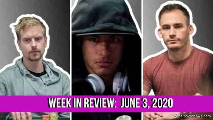 PokerNews Week in Review: Neymar Jr. Goes Deep, Bonomo Back on Top