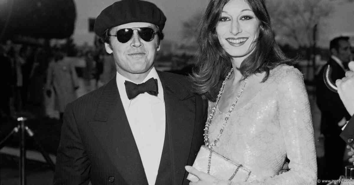 "Jack Nicholson's Post-Breakup Gift Left Anjelica Huston Both ""Charmed and Furious"" - InStyle"