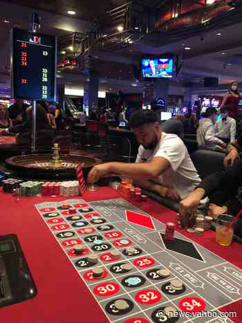 'Best day ever': Gamblers flock to downtown Las Vegas on first night of casino reopenings
