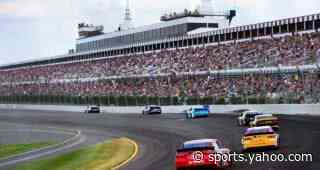 NASCAR unveils schedule updates through Aug. 2
