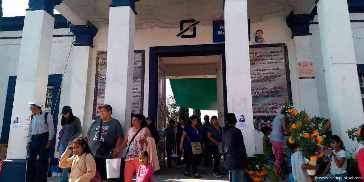 Entregará FGE Puebla cámara frigorífica a panteón municipal de Atlixco - Diario Puntual