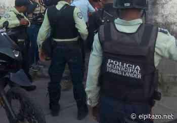 Diez presos se fugaron de la Policía Municipal de Ocumare del Tuy - El Pitazo
