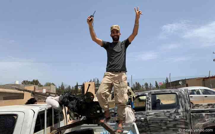 Libyan government vows to defeat rebel general after recapturing Tripoli