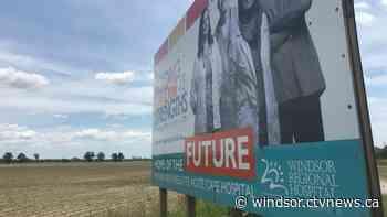 Windsor-Essex Economic Development Corporation wades into mega hospital debate, launches campaign - CTV News Windsor