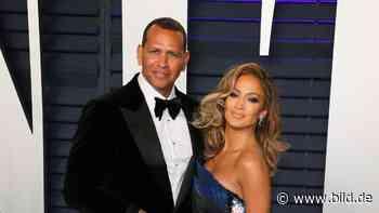Baseball: J-Lo und MLB-Legende Rodriguez wollen New York Mets kaufen - BILD
