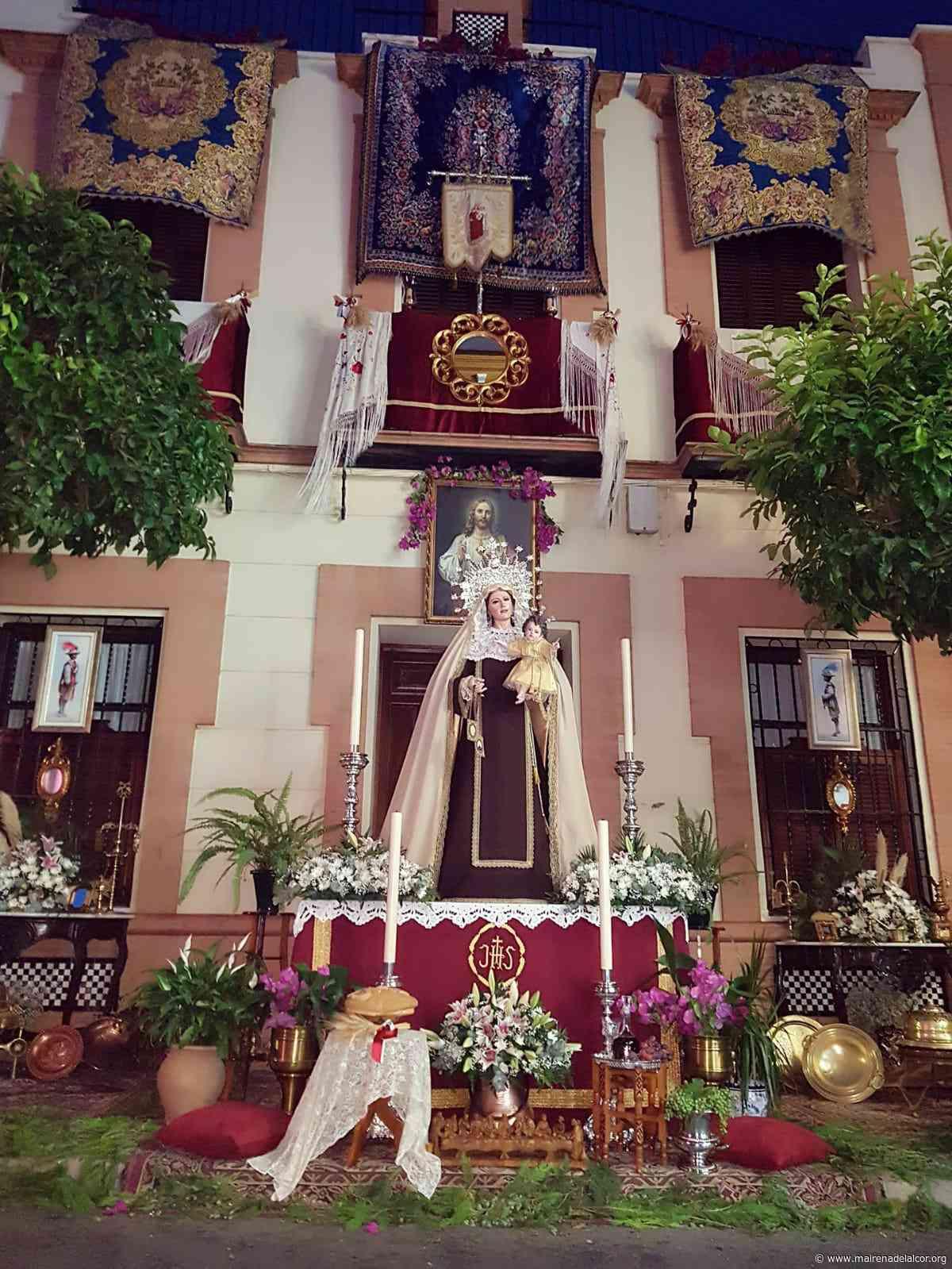 BASES DEL II CONCURSO DE ESCAPARATES Y BALCONES CORPUS CHRISTI 2020 - Ayuntamiento de Mairena del Alcor