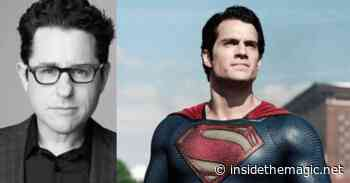 'Star Wars' Director JJ Abrams Reportedly Developing New Superman Movie - Inside the Magic