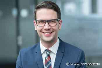 Florian Amberg steigt bei Munich Re auf - PR Report