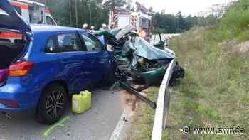 20-Jähriger stirbt nach Unfall bei Ramstein - SWR