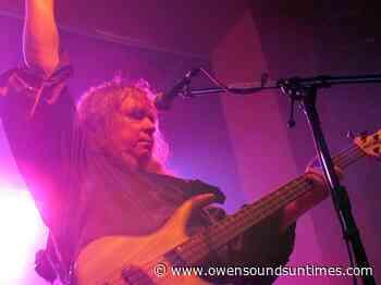 The Sweet bassist Steve Priest dies at 72 - Owen Sound Sun Times