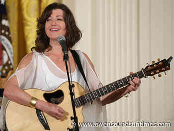 Amy Grant recovering from open heart surgery - Owen Sound Sun Times