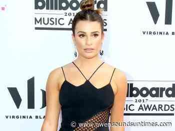 Lea Michele: 'I apologize for my behaviour' - Owen Sound Sun Times
