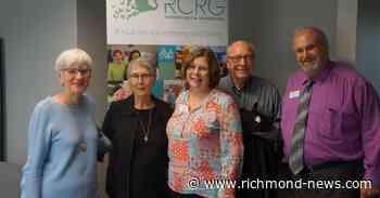 RCRG launches new caregiving program during Seniors Week - Richmond News