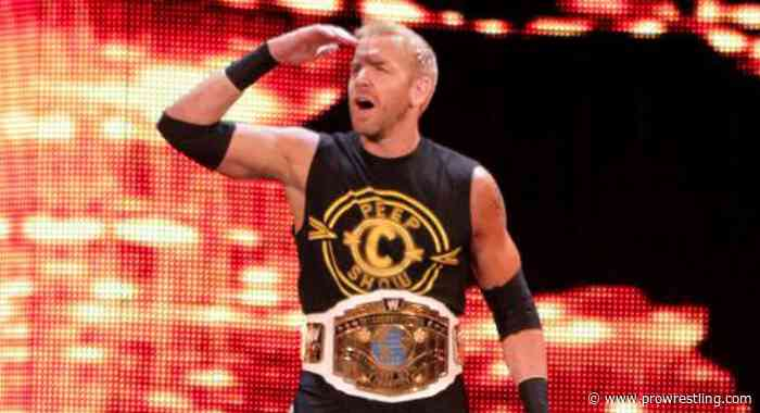 Christian Returning To Monday Night Raw Next Week For Special Segment