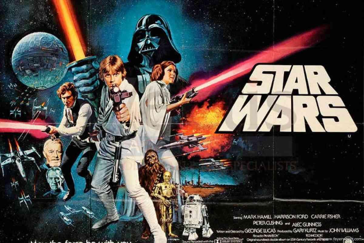 NASA homenajea a Star Wars: Una nueva esperanza con imágenes satelitales de sus locaciones - Fayerwayer
