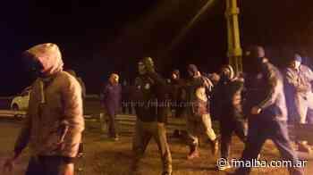Nueva Esperanza: enfrentamientos entre patotas terminó con tres demorados - FM Alba