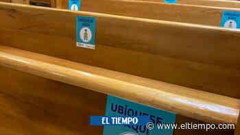 En Puerto Berrío, Antioquia, comenzó prueba piloto para las misas - El Tiempo