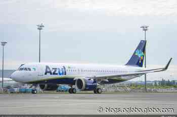 Azul terá novo modelo de aeronave operando no Santos Dumont - Jornal O Globo