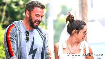 Ana de Armas Has Met Ben Affleck's Kids on Daily Pop - E! Online